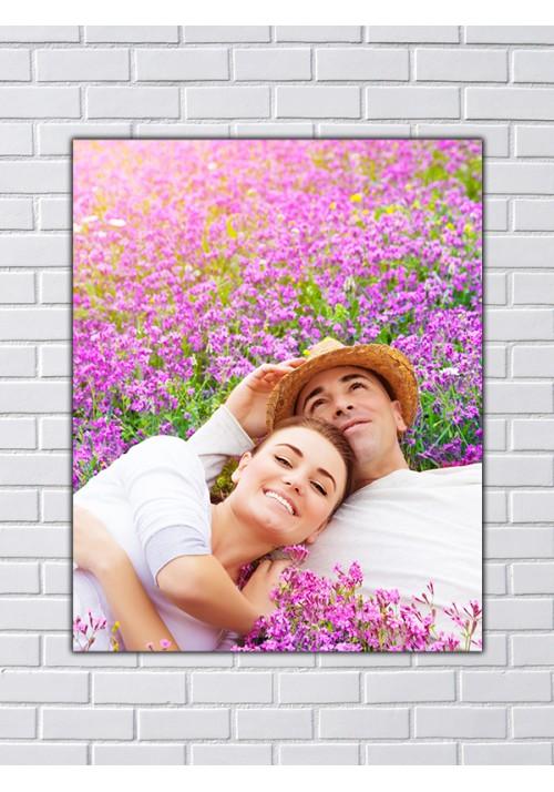 Dibond PERSONNALISABLE  30x24 cm Paysage