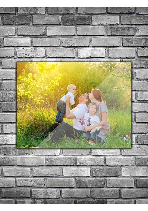 Plexiglass 18x24 cm paysage
