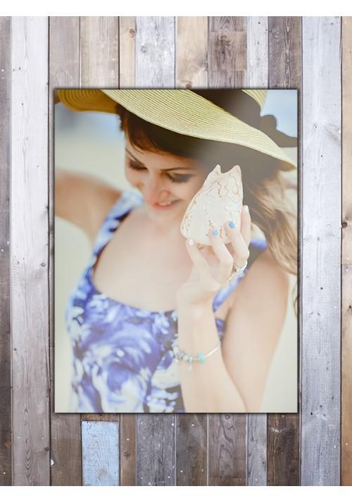 Plexiglass 18x24 cm portrait