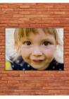 Toile Lin PERSONNALISABLE 46x33 cm Paysage