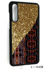 COURBE PAILLETTES OR